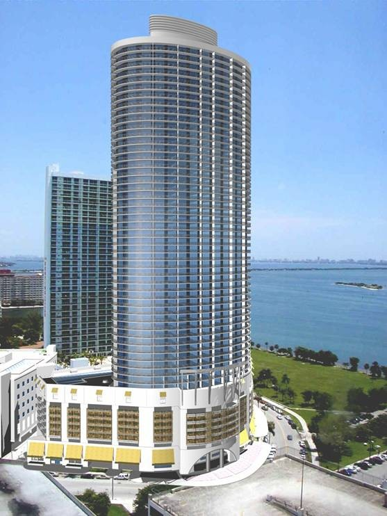 Opera Tower Downtown Miami Life